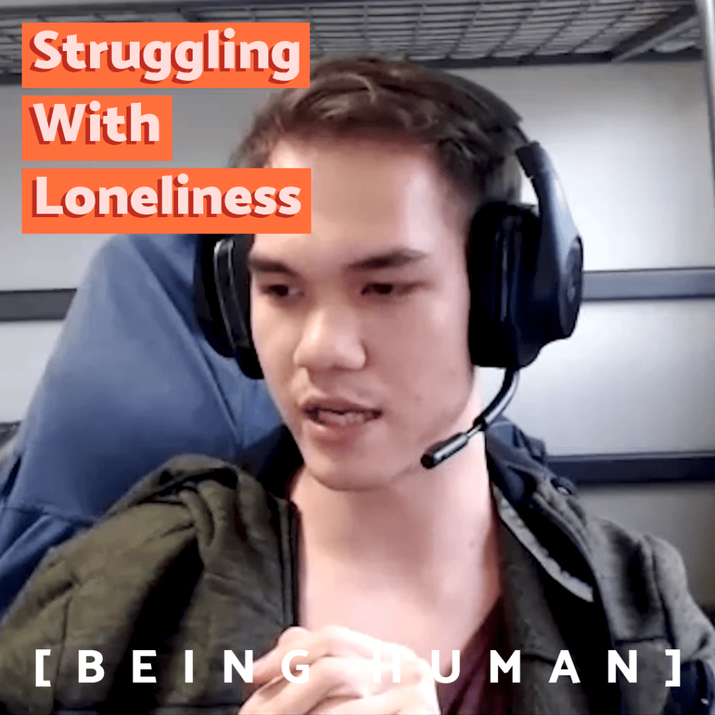 Pro Gamer Shares His Struggle With Loneliness