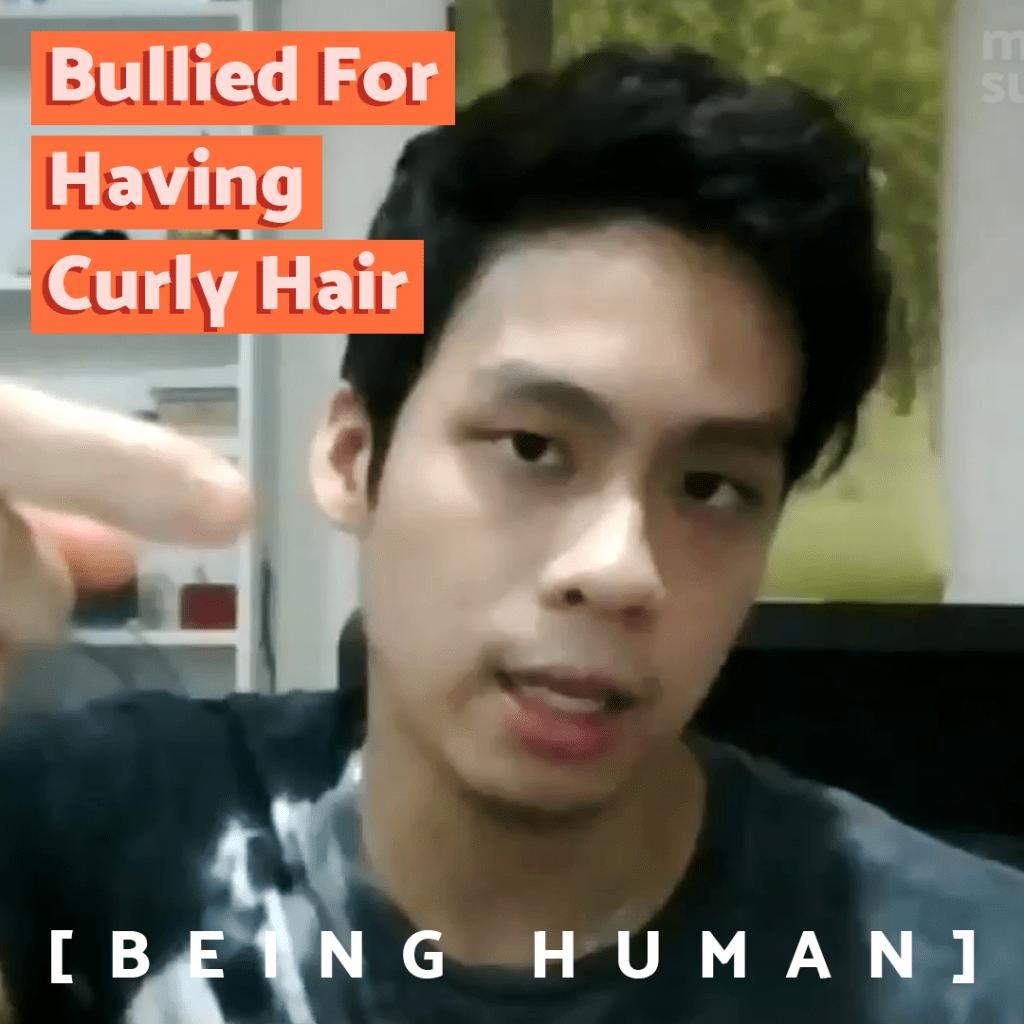 Bullied For Curly Hair