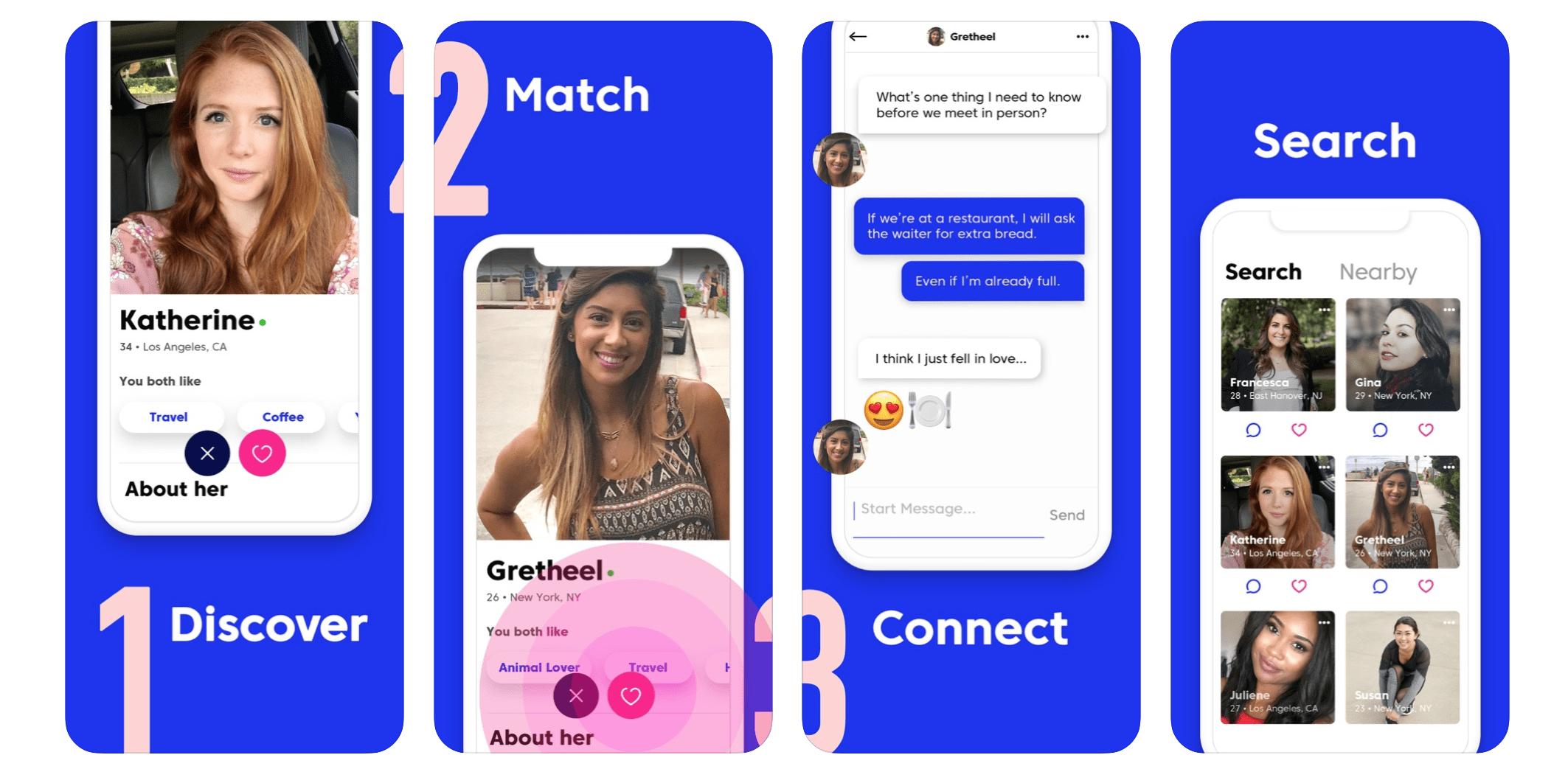 Beste neue dating-apps